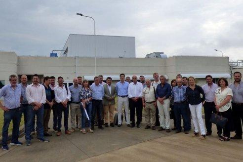 Nuevos actores en las gestiones para el desarrollo de la Unidad Avícola
