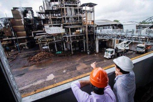 Avanza la construcción de una central de biomasa que aportará energía renovable a Chaco
