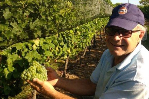 Los Ianni se animaron a todo: a vivir en el campo y a elaborar vinos en Entre Ríos