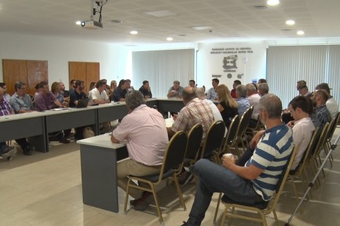 Córdoba presentó su Programa de Buenas Prácticas Agropecuarias en Entre Ríos