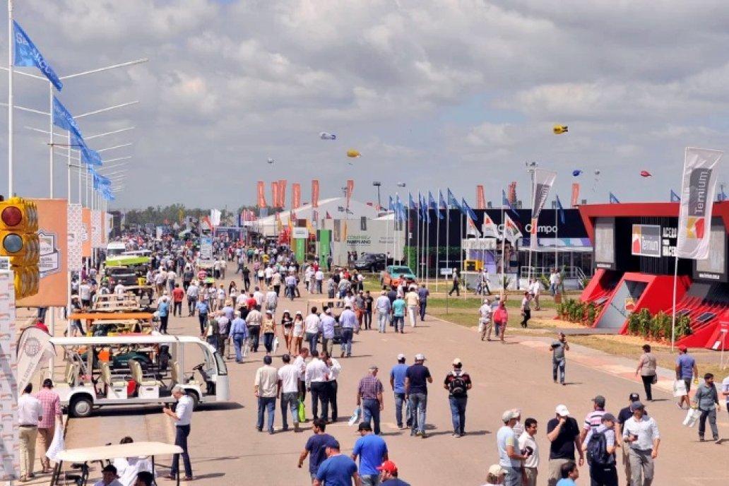 Abre Expoagro, un puente de la agroindustria con la mejor tecnología del mundo