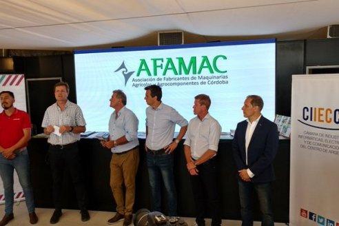 "AFAMAC presentó el proyecto ""MA.Te 4.0"""