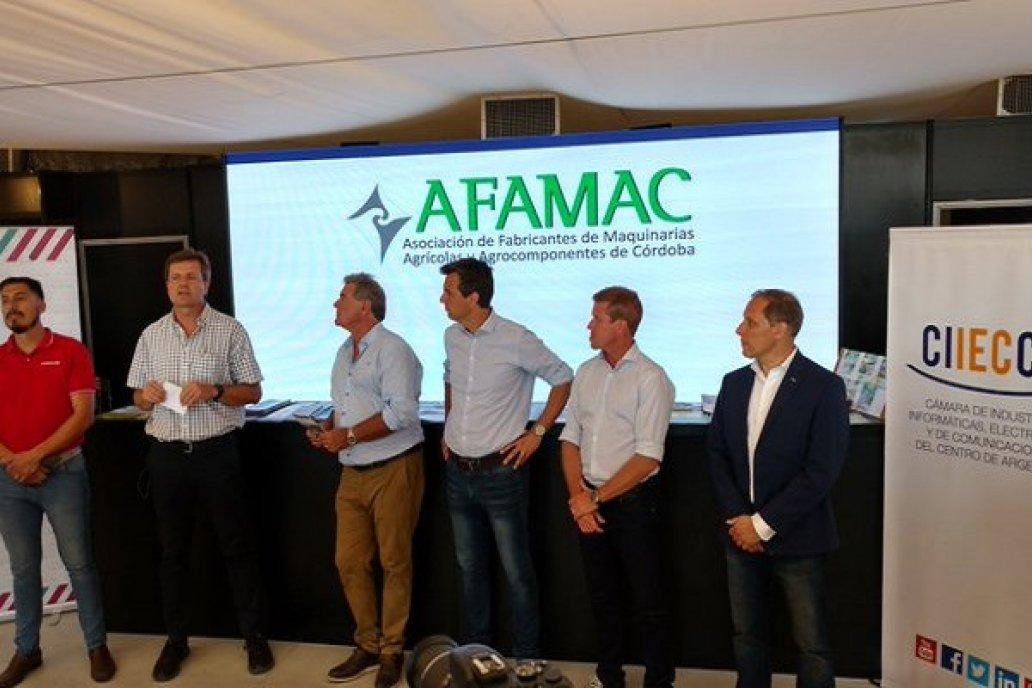 "AFAMAC presentó el proyecto ""MA.Te 4.0"