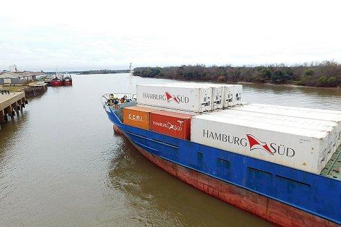 Es mínima la disponibilidad de contenedores en los puertos europeos y americanos
