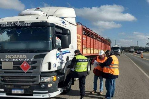 Ubican a la higiene de los camiones en la escena sanitaria