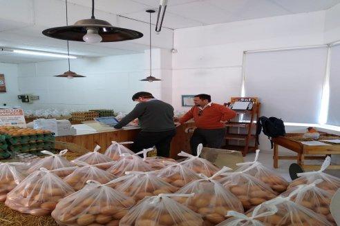 Empresas avícolas y lácteas fueron inspeccionadas por aumento de precios