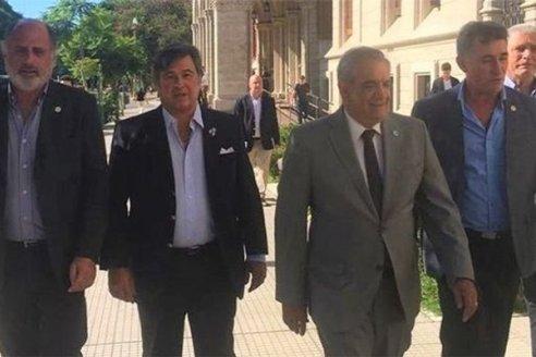 La Mesa de Enlace pide reunión con Solá por el retiro del país de las negociaciones comerciales del Mercosur