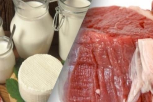 Carne y lácteos resisten la recesión en la provincia de Santa Fe