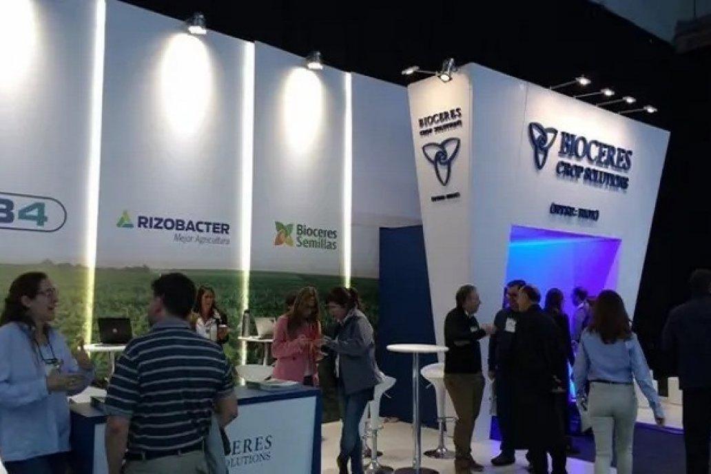Bioceres Crop Solutions reporto la suba del 9% para los primeros 3 meses del año
