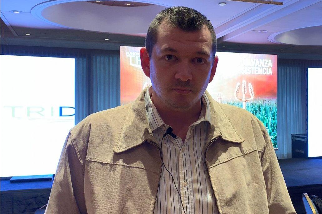 Andrés Fabbris, Gerente de Fungicidas de UPL Argentina