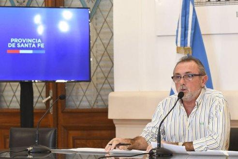 Costamagna sigue el frente del Ministerio de la Produción de Santa Fe