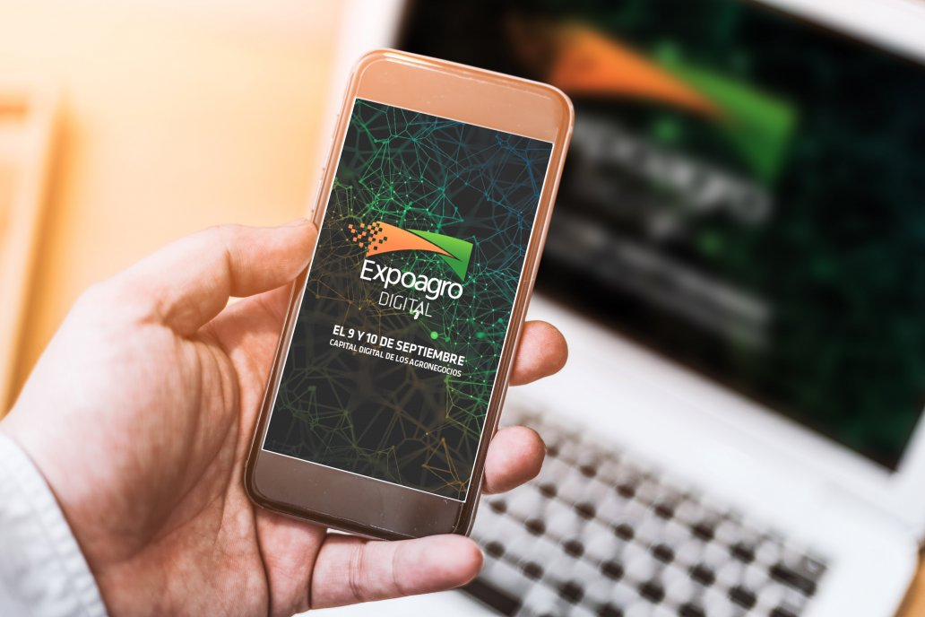 De la mano de Expoagro, llega la primera exposición virtual de la agroindustria