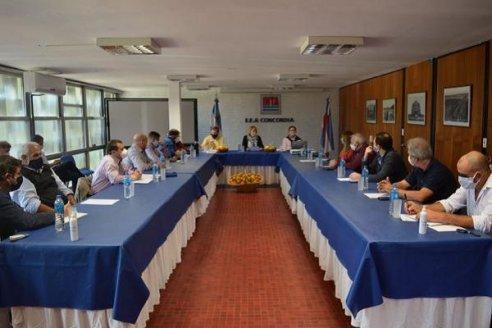 El sector citrícola entrerriano apuesta al trabajo conjunto