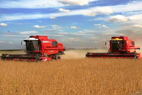 El BICE anunció el financiamiento de hasta el 100 % para maquinaria agrícola nacional