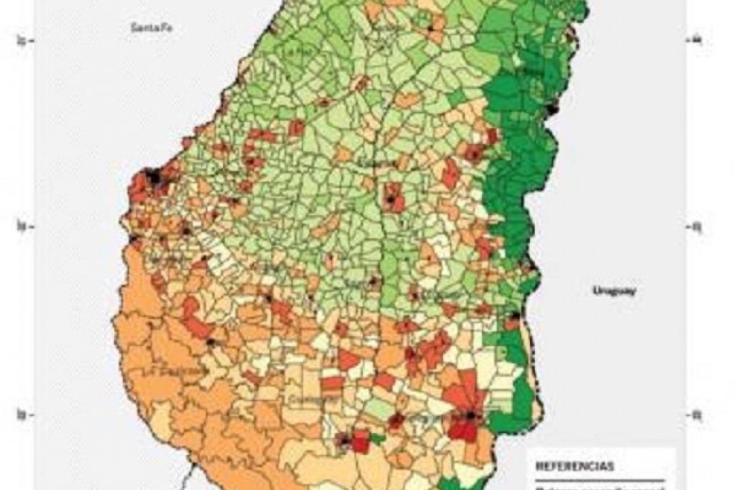 Entre Ríos cuenta con la estimación de la energía a partir de la biomasa