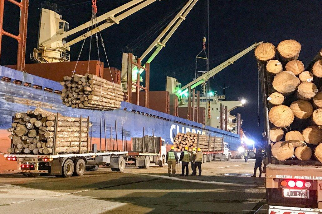 Durante el primer cuatrimestre las exportaciones aumentaron en volumen y valor