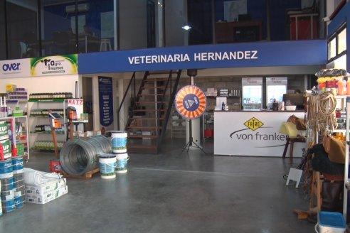 Agustin Firpo y Franco Ciarroca - Veterinaria Hernandez - Nuevo Local Sucursal Paraná