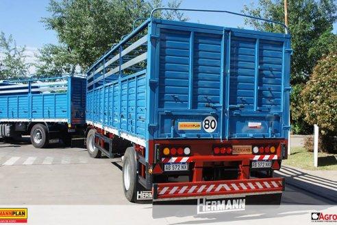 Fábricas de acoplados de Entre Ríos lideran la industria nacional