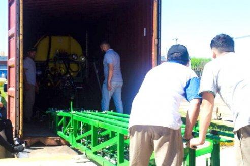 Tientan a los productores italianos con maquinaria agrícola nacional
