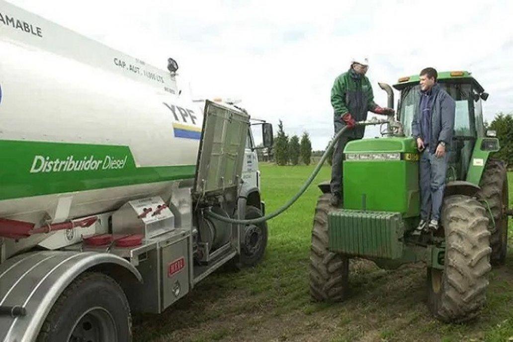 Ruralistas abordaron el impacto económico de los combustibles en las labores.
