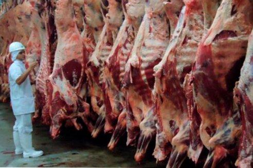 Récord de faena de carnes rojas
