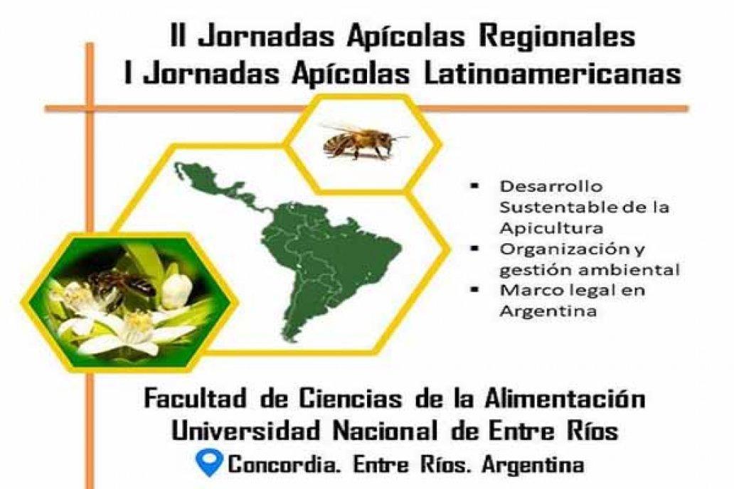 II Jornadas Apícolas Regionales y I Jornadas Apícolas Latinoamericanas
