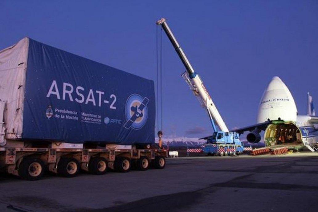 Se construirá el Arsat 3
