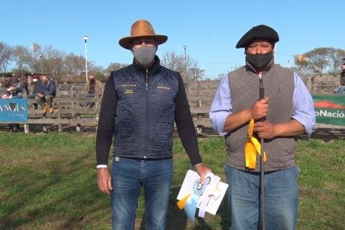 Excelente Jura de Hereford en la Sociedad Rural de Gualeguaychú