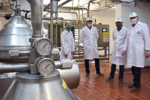 Las industrias lácteas cierran un año de alto vuelo internacional