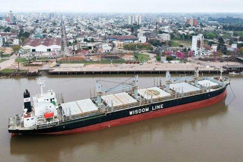 ¿Cuál es el impacto del sistema portuario provincial en la economía local?