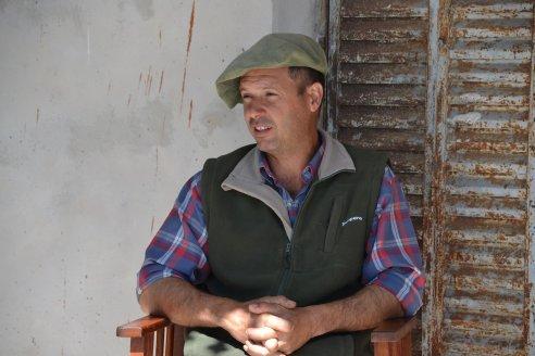 Eduardo Sperdutti - Cabaña Ovina La Florencia - Producción de Border Leicester de calidad en el sur entrerriano