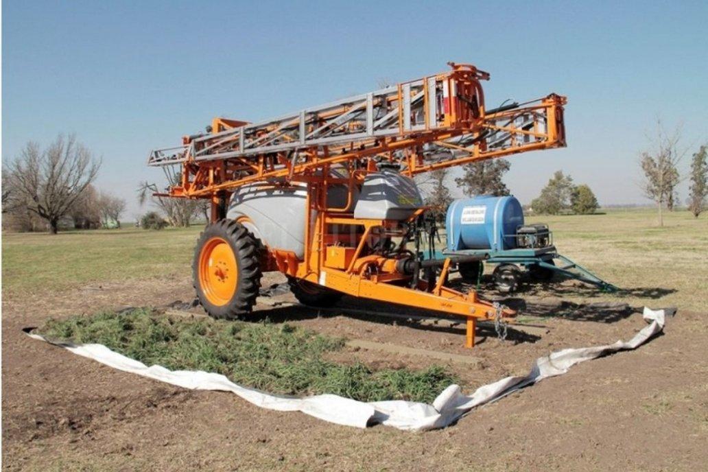 La propuesta apunta a retener derrames y degradar fitosanitarios.