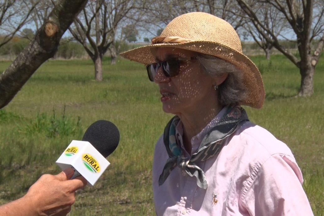 Elsita Baffi, ingeniera agrónoma, destacó el rol del asesor experto.