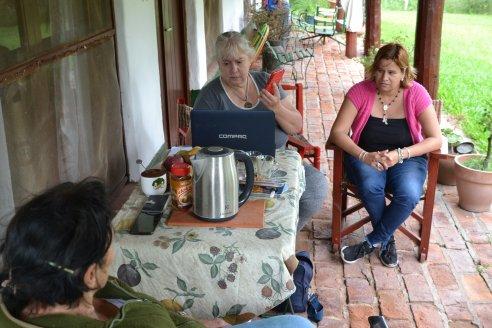 Orosia Donovan de Altube - Estancia La Vizcacha - Cinco generaciones criando Hereford en Colonia Las Delicias