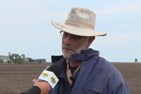 """Andrés Fink: """"Muchos dejan el arroz por los costos"""""""