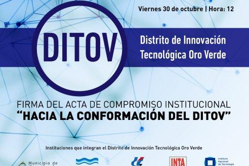 Creación del Distrito de Innovación Tecnológica de Oro Verde
