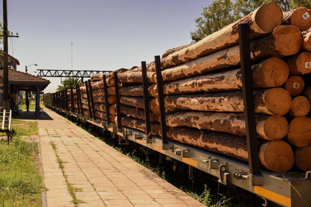 Los derivados del agro generaron cargas por 14,6 millones de toneladas.