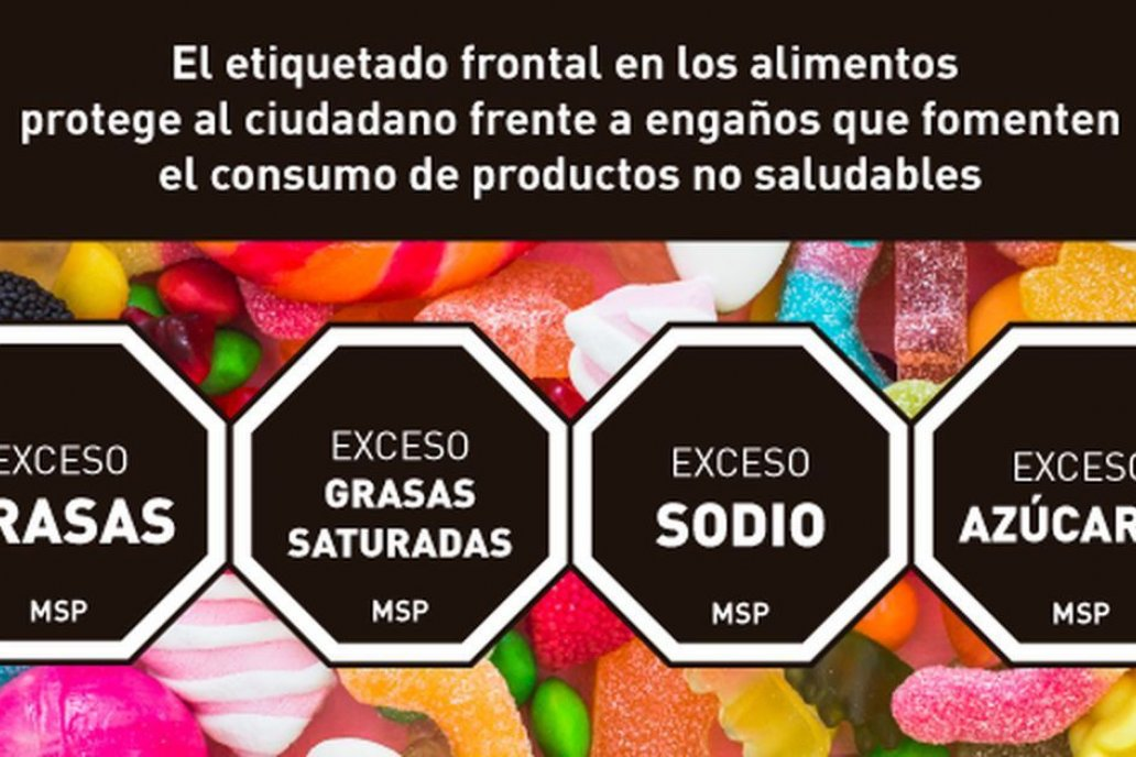 Con el etiquetado de los alimentos aspiran esquivar a la falsa publicidad.