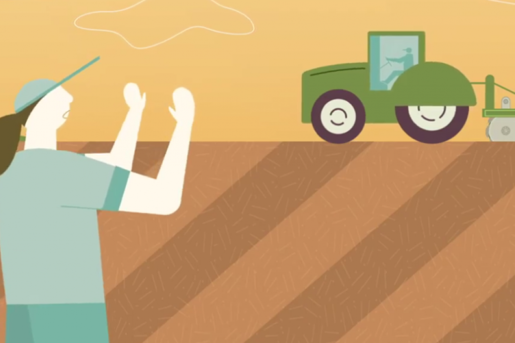 Un video de la asociación de productores de soja de EE.UU. resalta la S.D.
