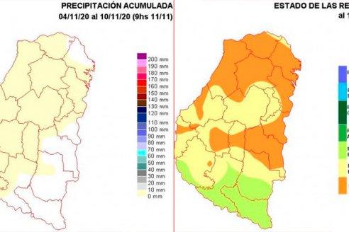 Avanza la sequía en Entre Ríos y prevén un panorama todavía más complejo