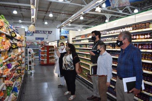 Impulsan la venta de alimentos hechos en cooperativas entrerrianas