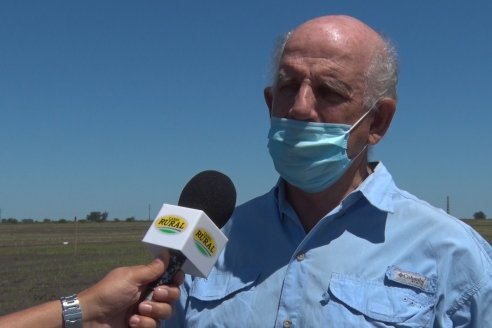 """Hugo Muller: """"Para el arroz este es un año complejo desde lo productivo"""""""