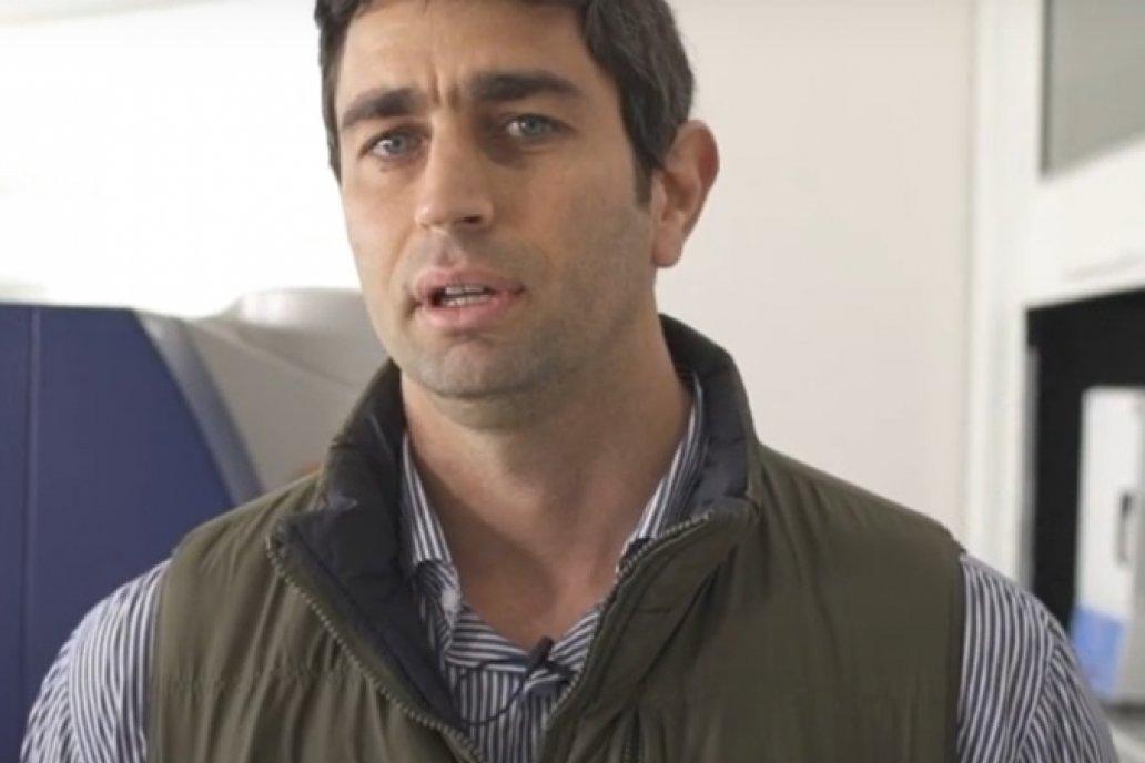 Santiago Capalbo, Director Técnico de Bioter