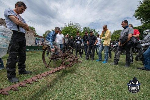 La historia de la inmigración y la maquinaria en Costa Grande