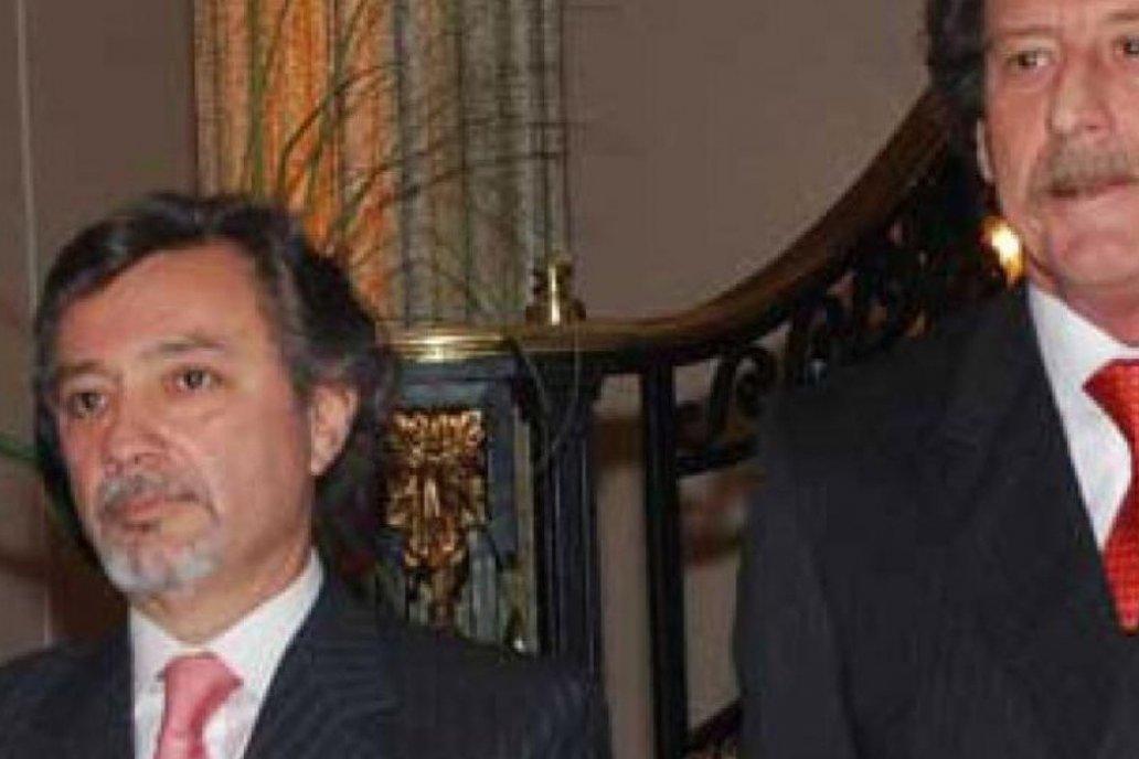 Carbalo y Brito, trabajaron juntos durante décadas y eran cuñados.