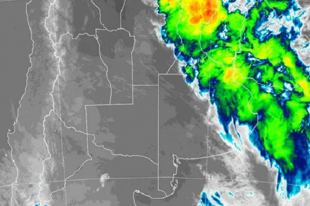 Se renovó el alerta por tormentas fuertes: emiten avisos por caída de granizo