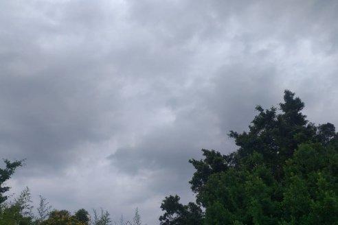 Hasta ahora, la lluvia se queda en amague