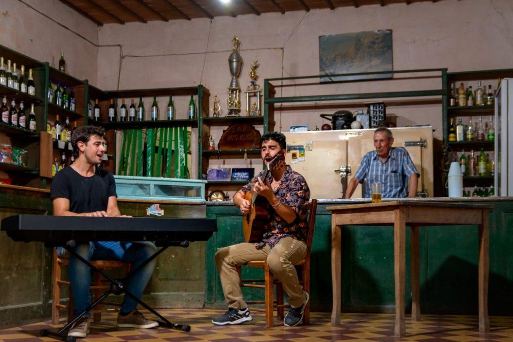 La música una excusa para ir a Los Kicos. Fotos gentileza de Gustavo Maidana.