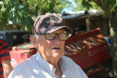 """A sus 82 años, Aldo Bel sentenció: """"Si no trabajo, no puedo dormir"""""""