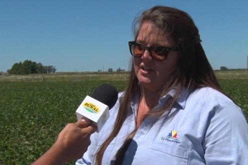 Jorgelina Meier - Coop. Agric. Mixta La Protectora Ltda - Ensayos en Trigo y actualidad de la soja de primera en Gral.Galarza